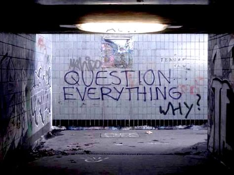 Question Everything Eddie Johnson Blog