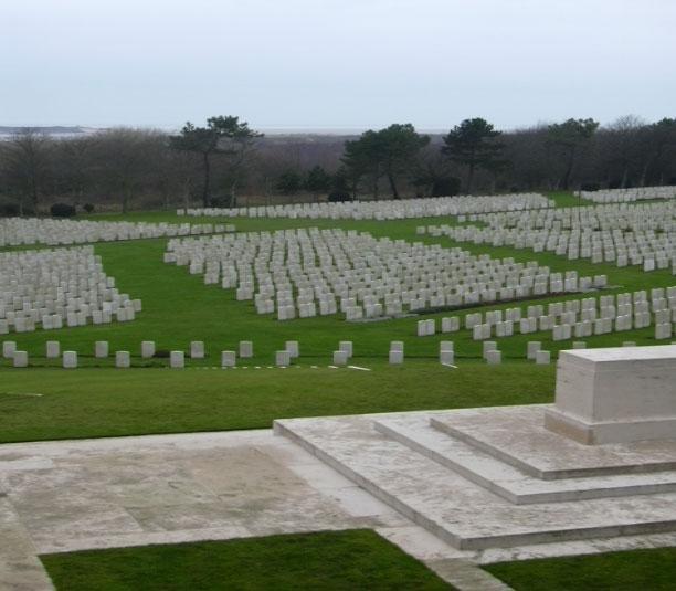 world war 1 cemetery