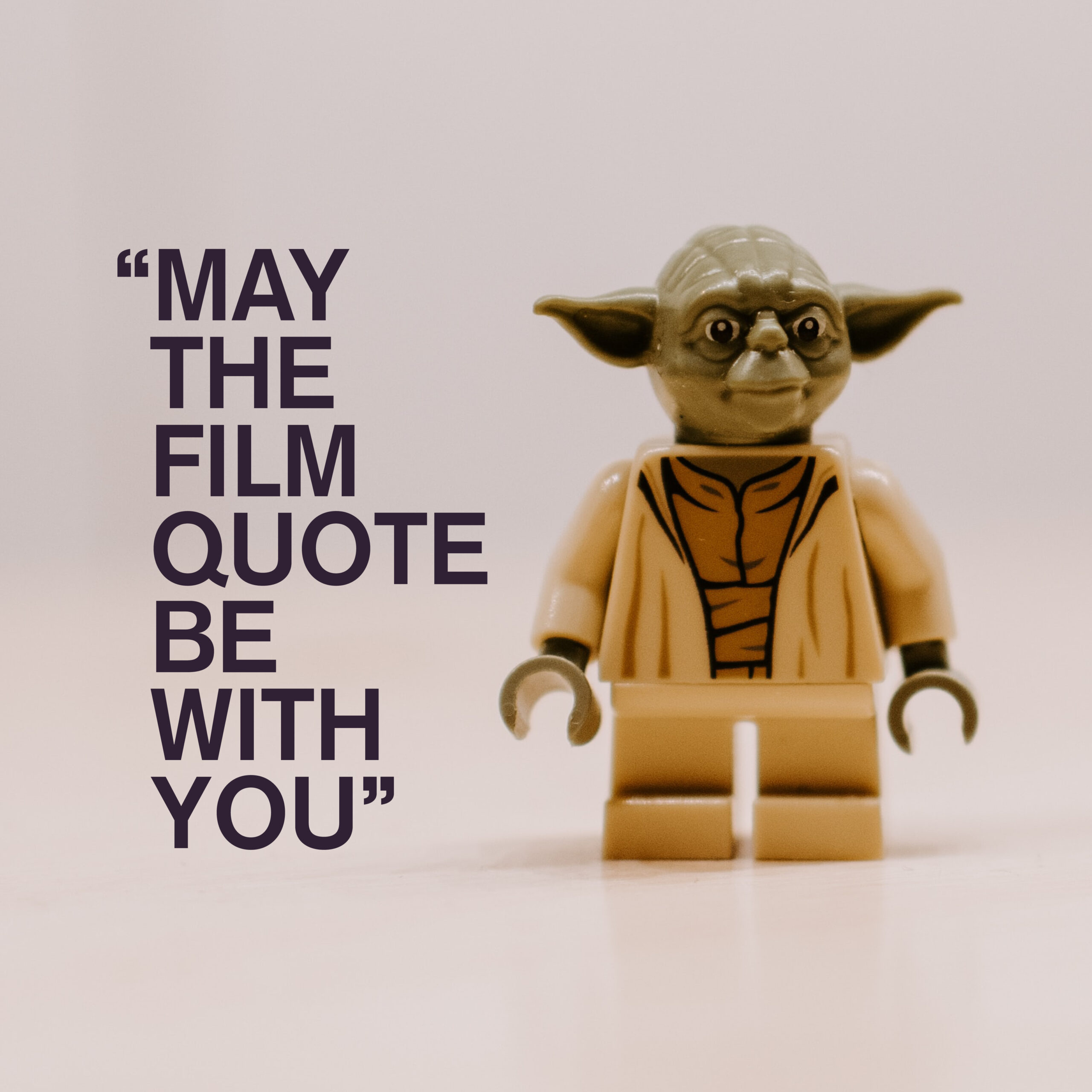 Film quotes for Breaking The Tranquillity of Solitude - May the Film Quote be with you.