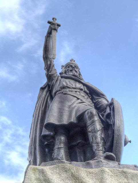 King Alfred The Great - Breaking The Tranquillity Of Solitude