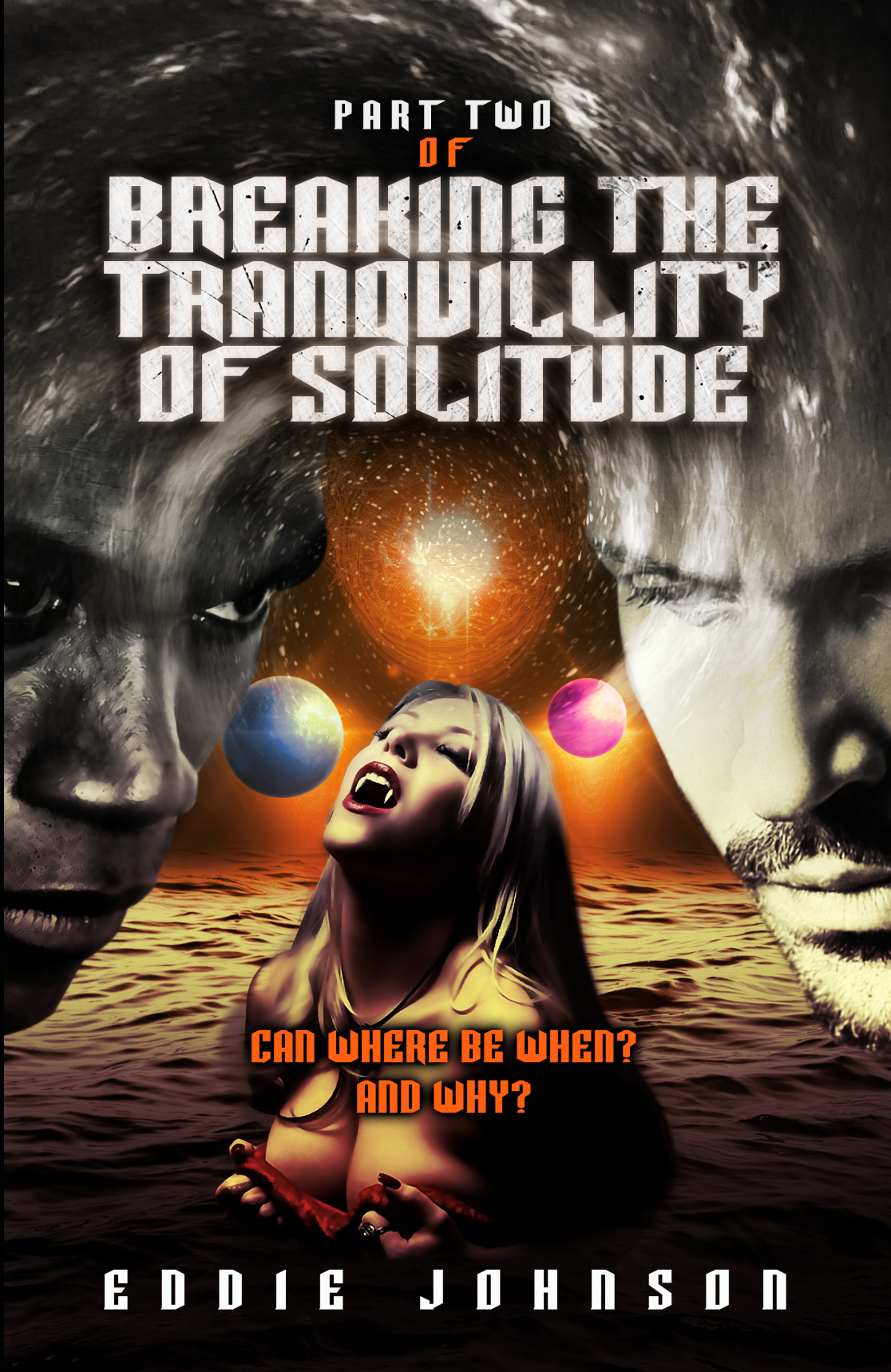 Breaking The Tranquillity Of Solitude Part 2 Cover