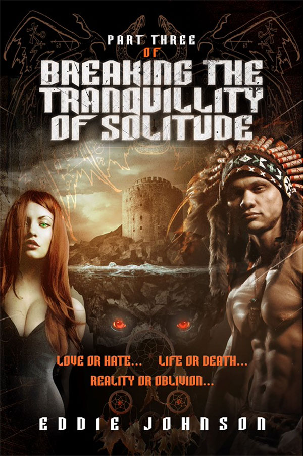 Breaking The Tranquillity Of Solitude Part 3 Cover